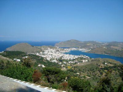 île de Patmos artravel.ch