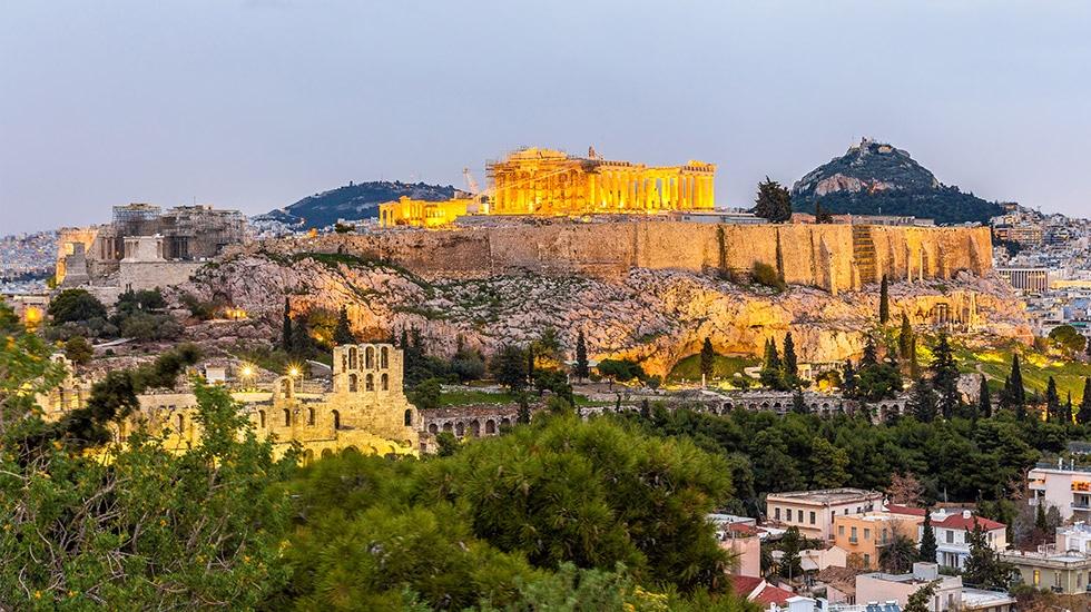 Acropolis Athenes ARTravel.ch
